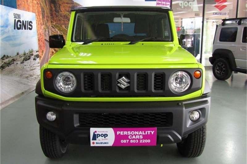 Used 2021 Suzuki JIMNY 1.5 GLX A/T