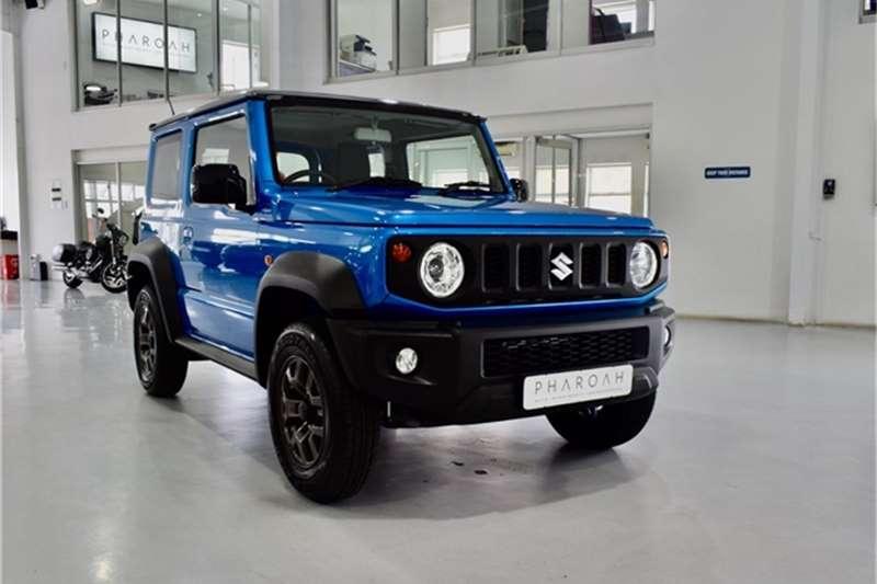 2021 Suzuki JIMNY JIMNY 1.5 GLX A/T