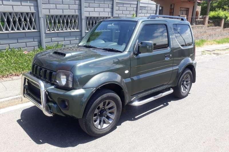 Suzuki Jimny 2.0PETROL4X4 2014
