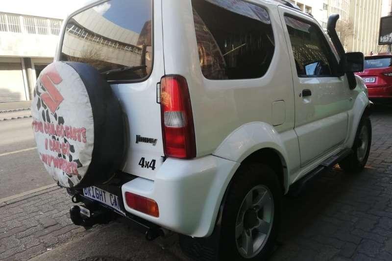 2014 Suzuki JIMNY Jimny 1.3