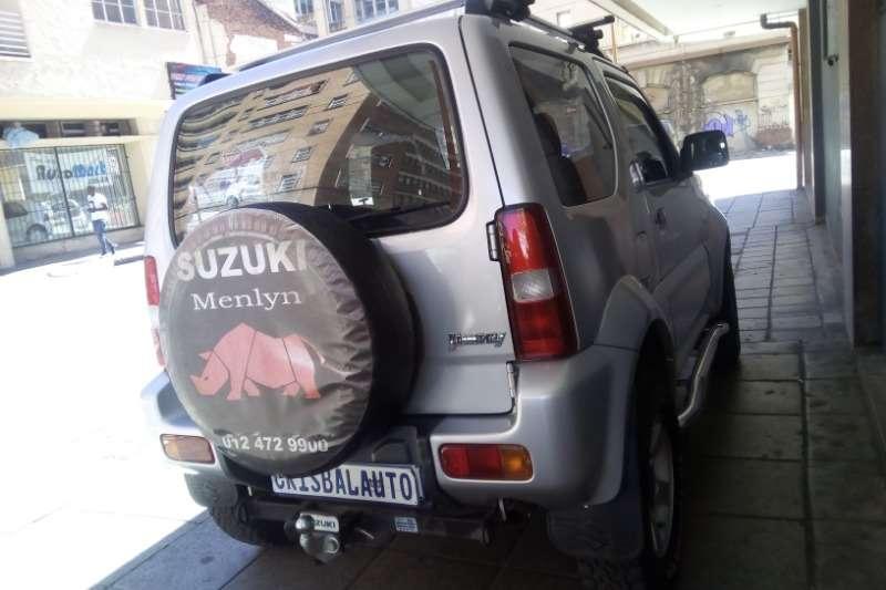 2013 Suzuki JIMNY Jimny 1.3 Special Edition