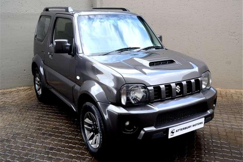 2016 Suzuki JIMNY Jimny 1.3 auto
