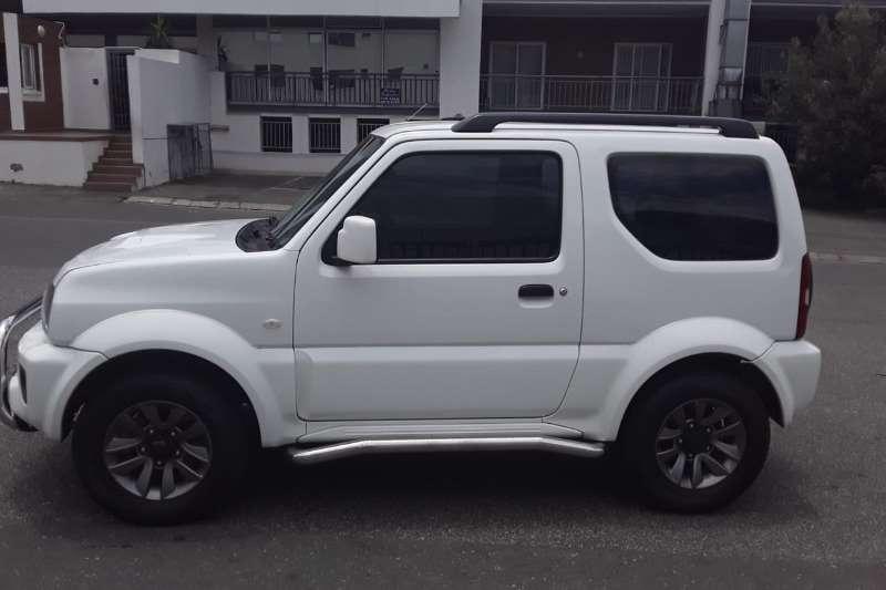 2018 Suzuki JIMNY Jimny 1.3