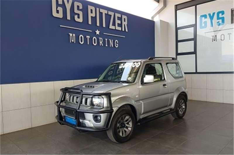2018 Suzuki JIMNY Ji