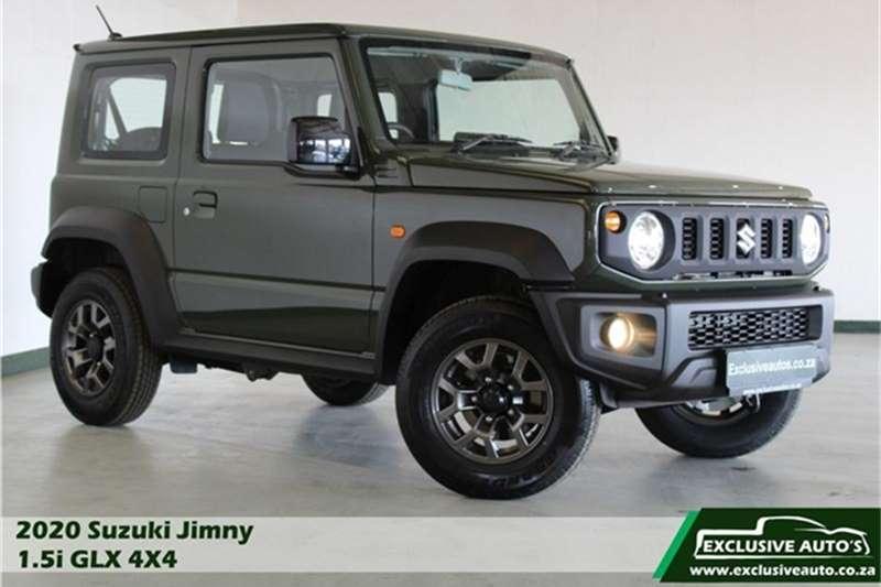 2020 Suzuki JIMNY 1.5 GLX