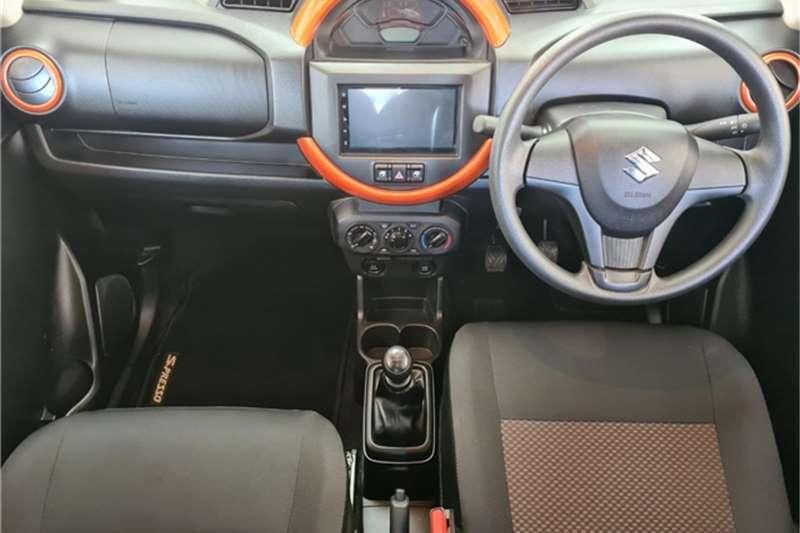 2020 Suzuki S-Presso S-PRESSO 1.0 S-EDITION