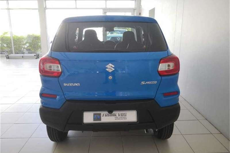 Used 2021 Suzuki S-Presso S PRESSO 1.0 GL+