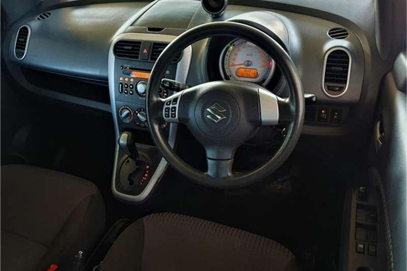 Used 2015 Suzuki Splash 1.2 GL auto