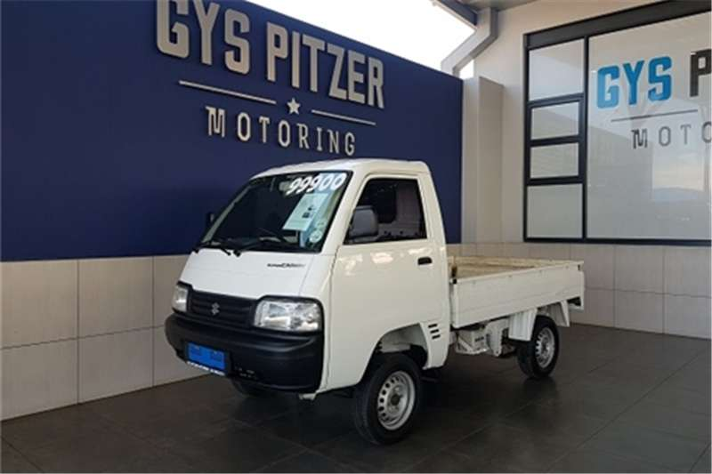 Suzuki Super Carry 1.2 2017