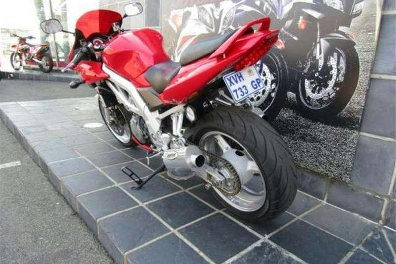 Suzuki SV1000 2004