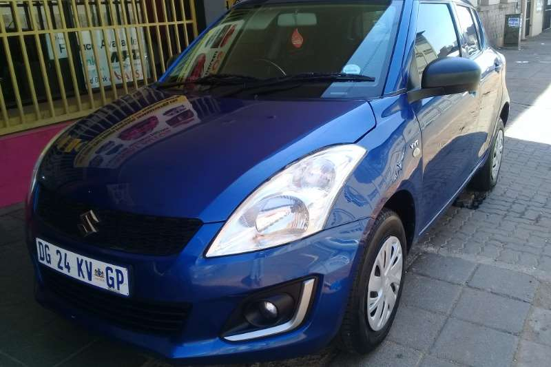 Suzuki Swift 1.2 2014