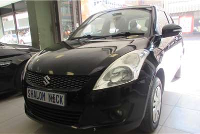 Suzuki Swift 1.2 2015