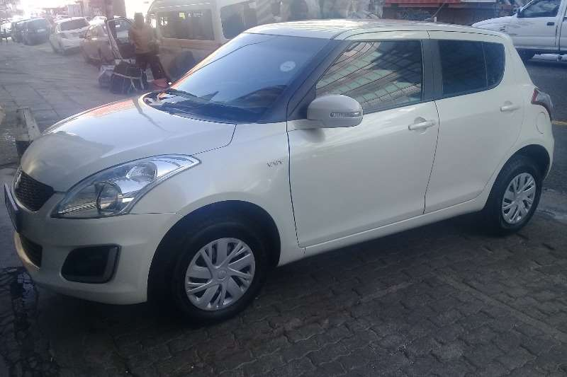 Suzuki Swift 1.2 auto 2017