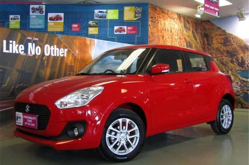 Suzuki Swift 1.2 GLX 2019