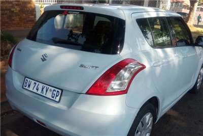 Used 2012 Suzuki Swift 1.4 GL