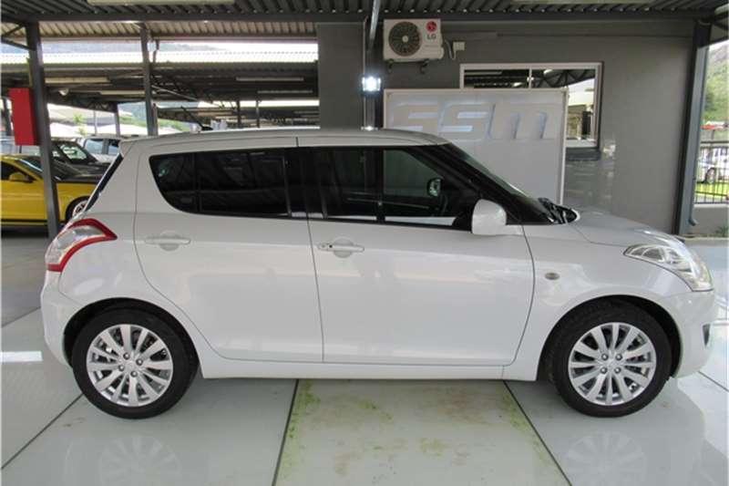 Suzuki Swift 1.4 GLS 2011
