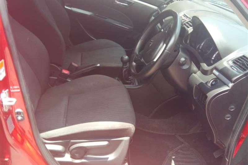 Suzuki Swift 1.4 GLS 2012