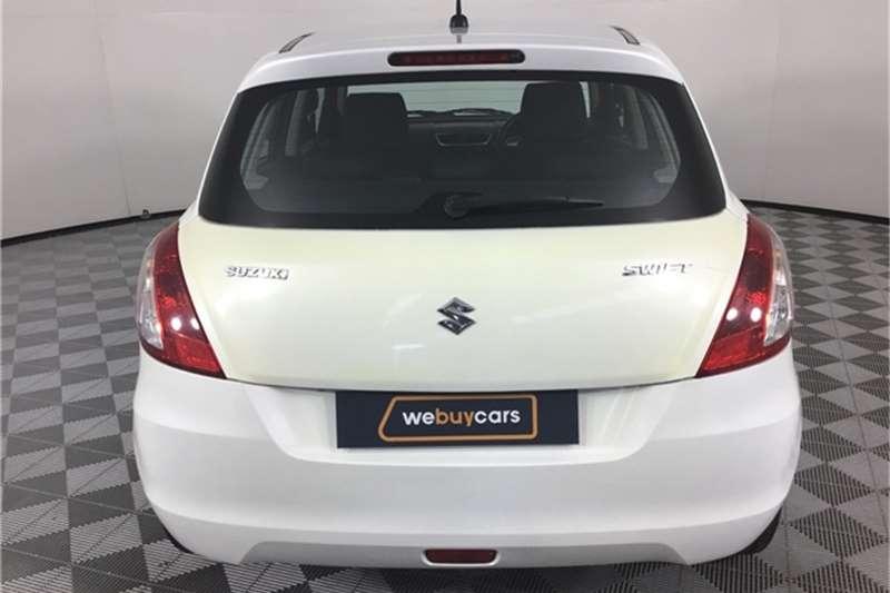 2012 Suzuki Swift Swift 1.4 GLS