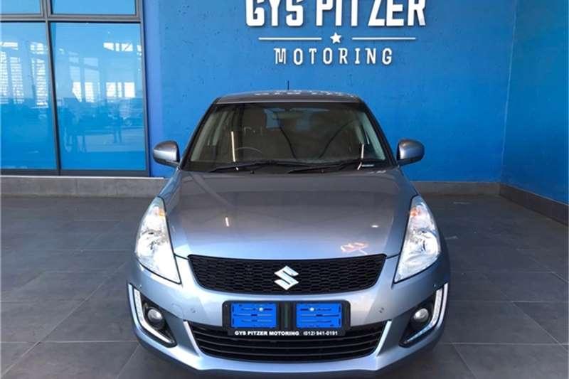 Used 2014 Suzuki Swift 1.4 GLS