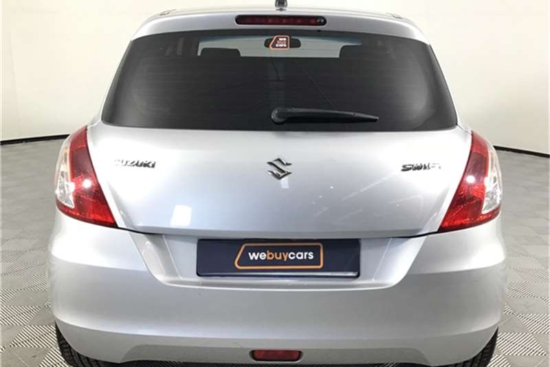 Used 2013 Suzuki Swift 1.4 GLS auto