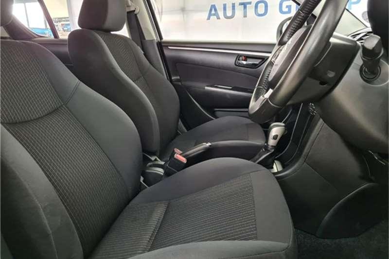 Suzuki Swift 1.4 GLS auto 2015