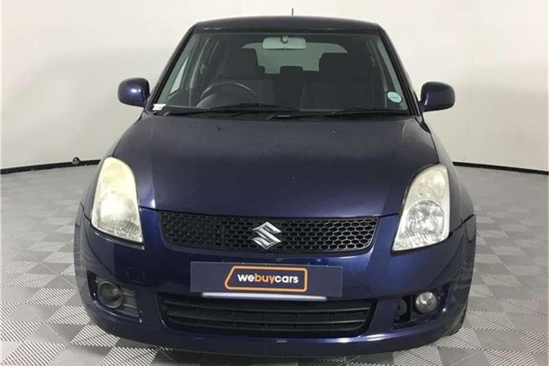 Suzuki Swift 1.5 GLS 2009