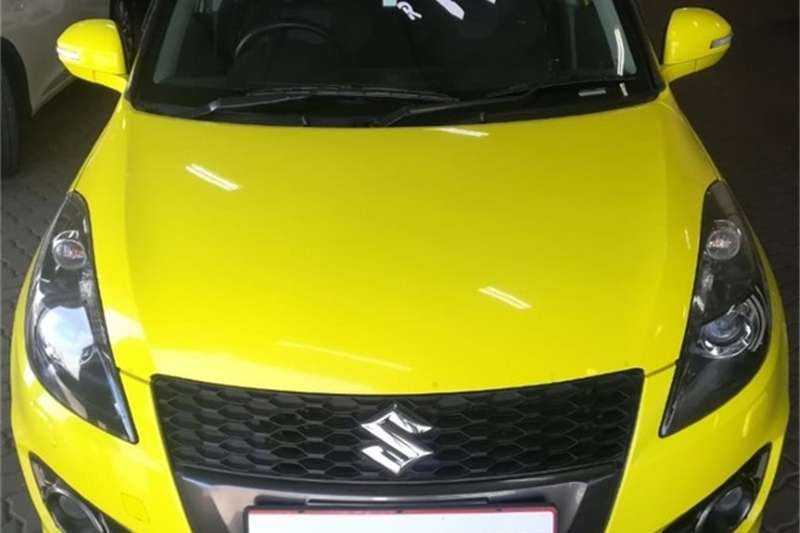 Suzuki Swift 1.6 Sport 2014