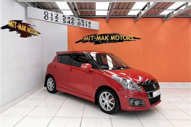 Suzuki Swift 1.6 Sport 2014