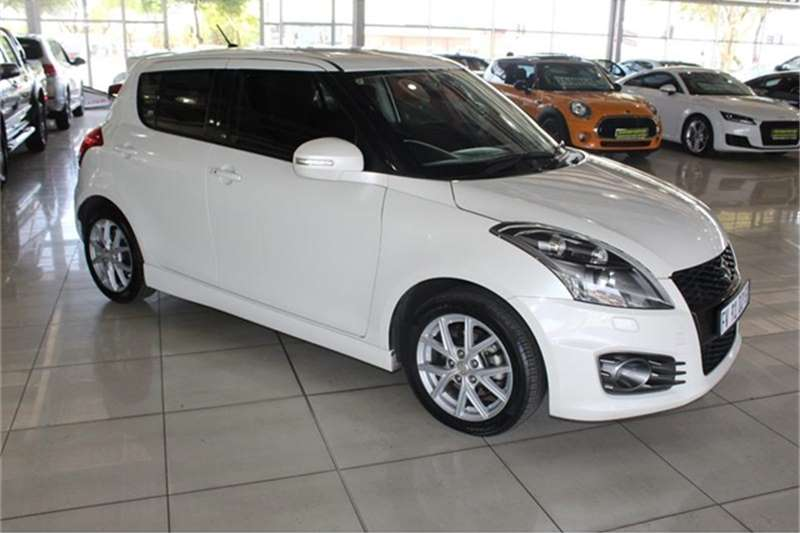 Suzuki Swift 1.6 Sport 2017
