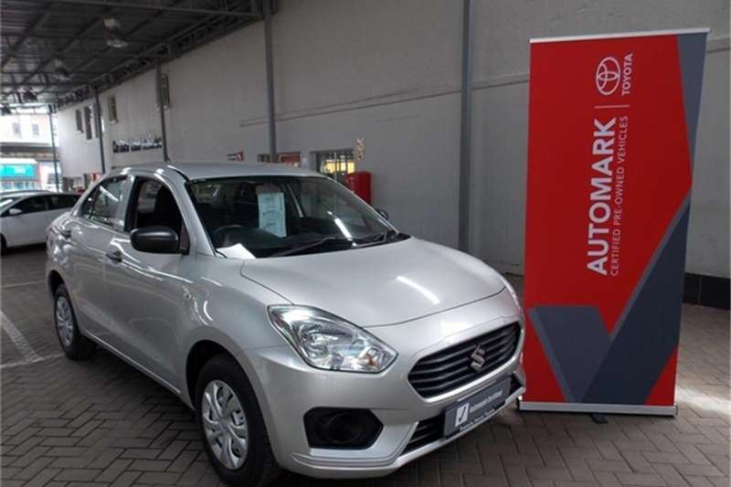 Suzuki Swift DZire sedan 1.2 GA 2018