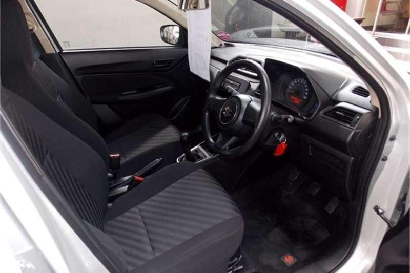 Suzuki Swift DZire sedan 1.2 GA 2018
