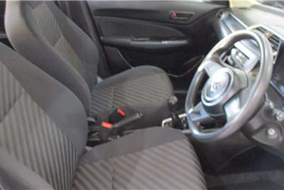 Suzuki Swift DZire sedan 1.2 GA 2019