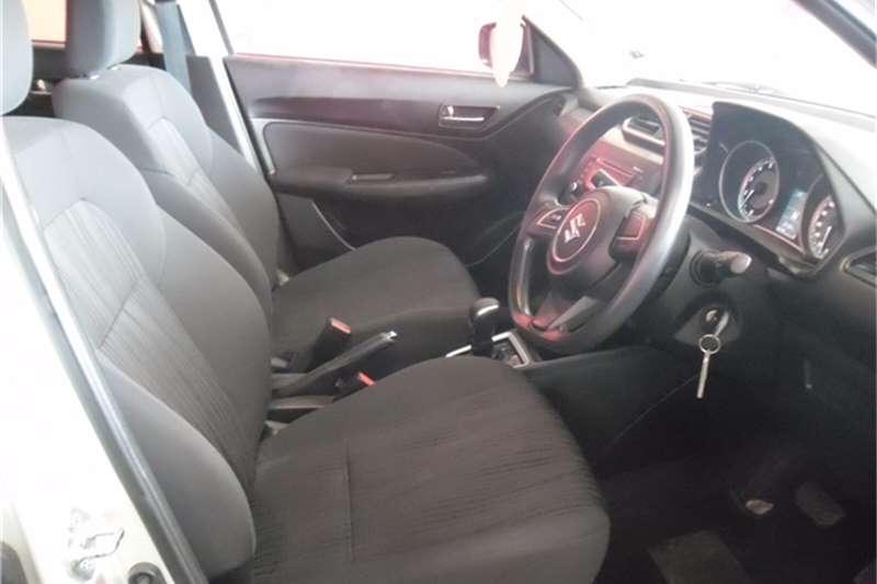 Suzuki Swift DZire sedan 1.2 GL auto 2019