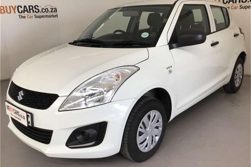 Suzuki Swift hatch 1.2 GA 2017