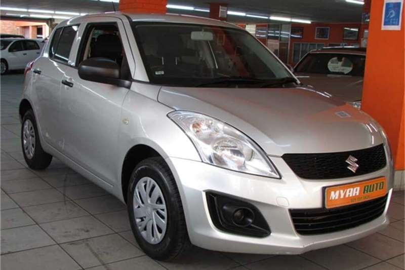 Suzuki Swift hatch 1.2 GA 2017