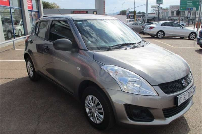 Suzuki Swift hatch 1.2 GA 2018