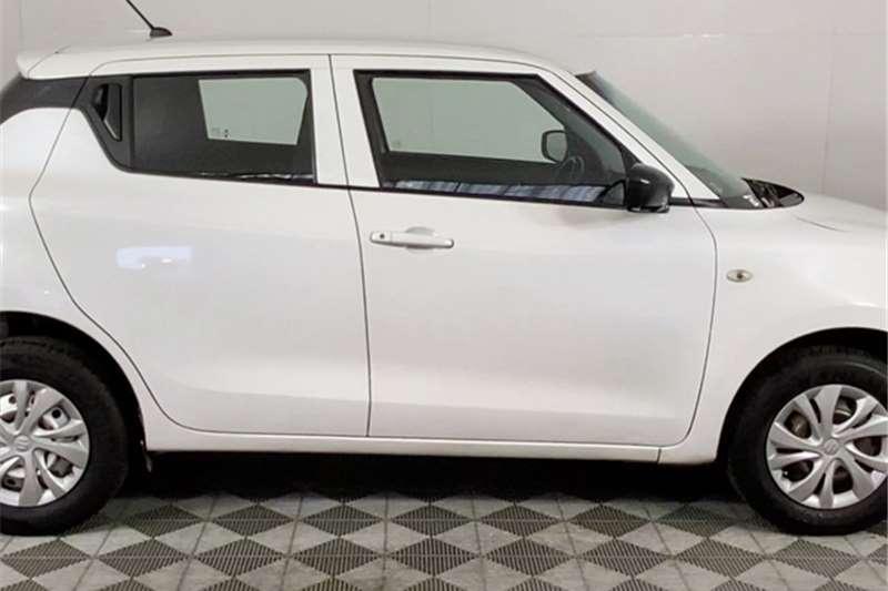 2018 Suzuki Swift Swift hatch 1.2 GA
