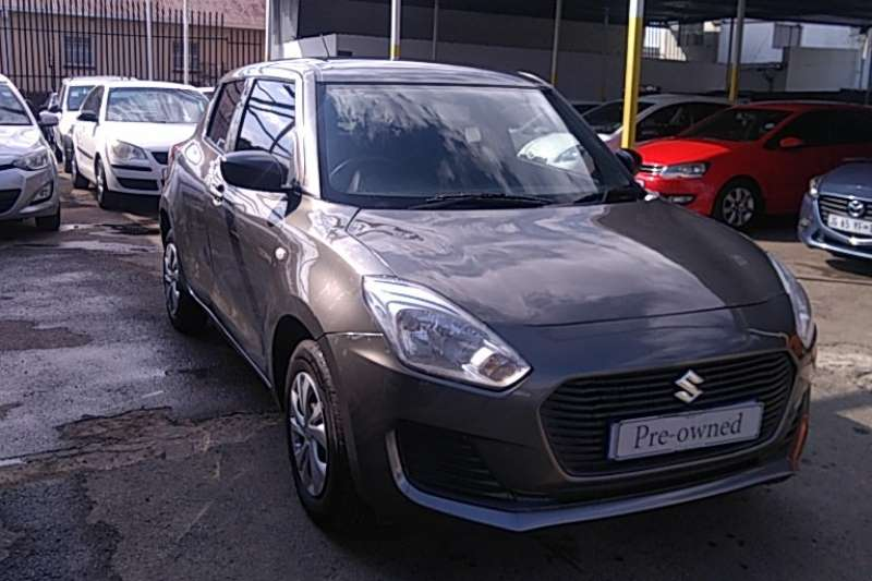 Used 2020 Suzuki Swift hatch 1.2 GA