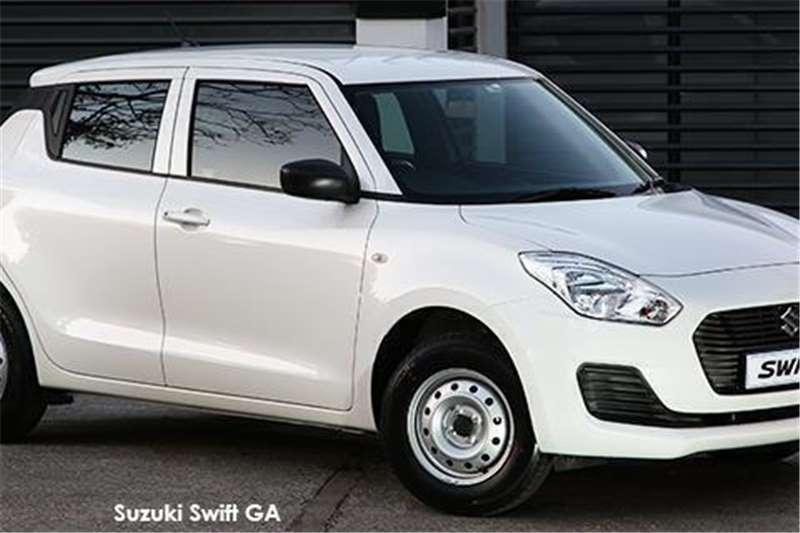 Suzuki Swift hatch 1.2 GA 2021