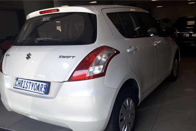 Suzuki Swift hatch 1.2 GL 2014