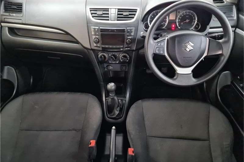 Used 2014 Suzuki Swift hatch 1.2 GL