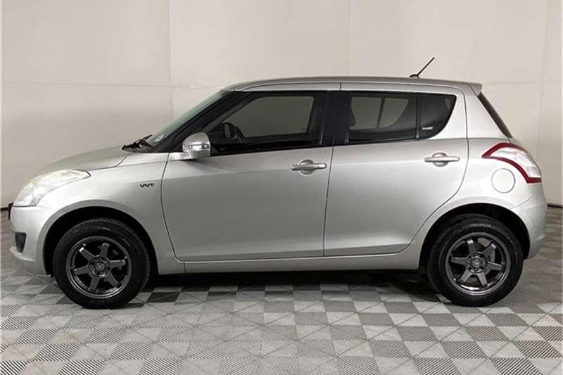 2014 Suzuki Swift Swift hatch 1.2 GL