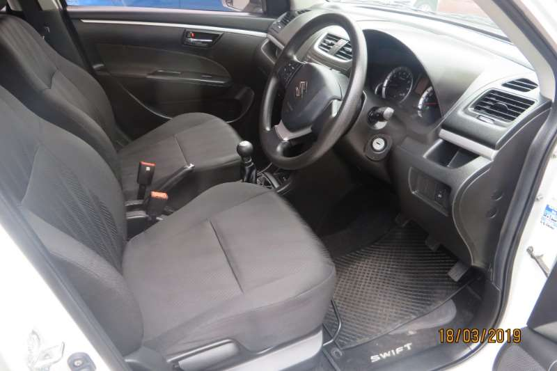 Suzuki Swift hatch 1.2 GL 2015