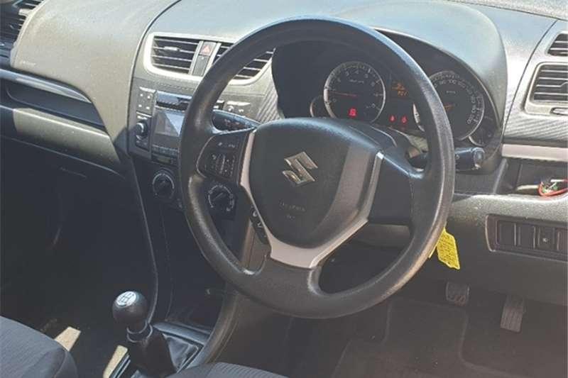 Suzuki Swift hatch 1.2 GL 2016
