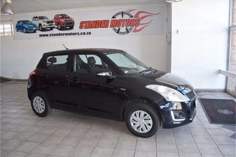 Suzuki Swift hatch 1.2 GL 2018