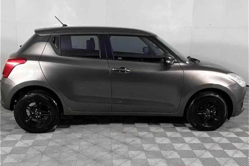 2018 Suzuki Swift Swift hatch 1.2 GL