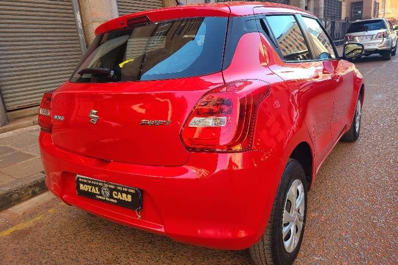 Used 2018 Suzuki Swift hatch 1.2 GL