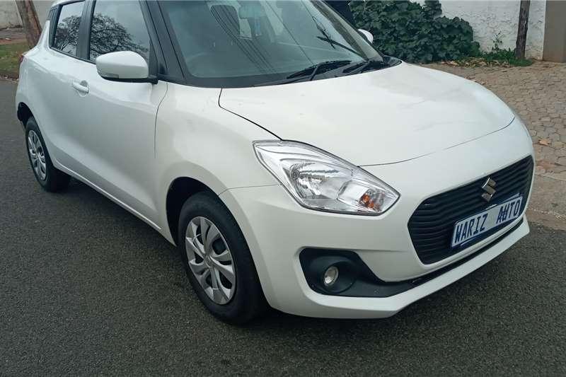 Used 2019 Suzuki Swift hatch 1.2 GL