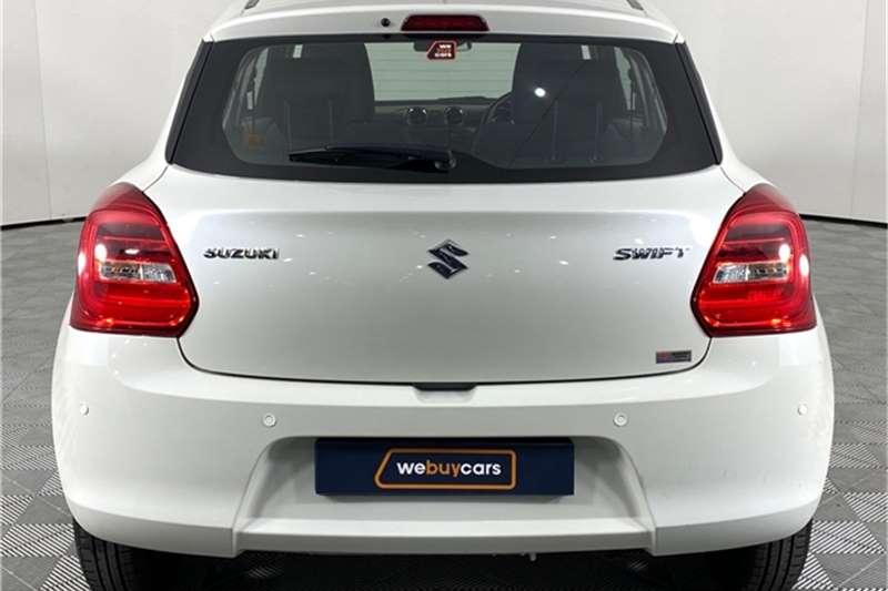 2018 Suzuki Swift Swift hatch 1.2 GL auto