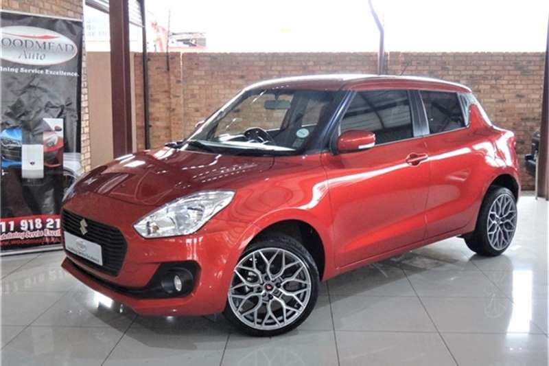 Suzuki Swift hatch 1.2 GL auto 2019